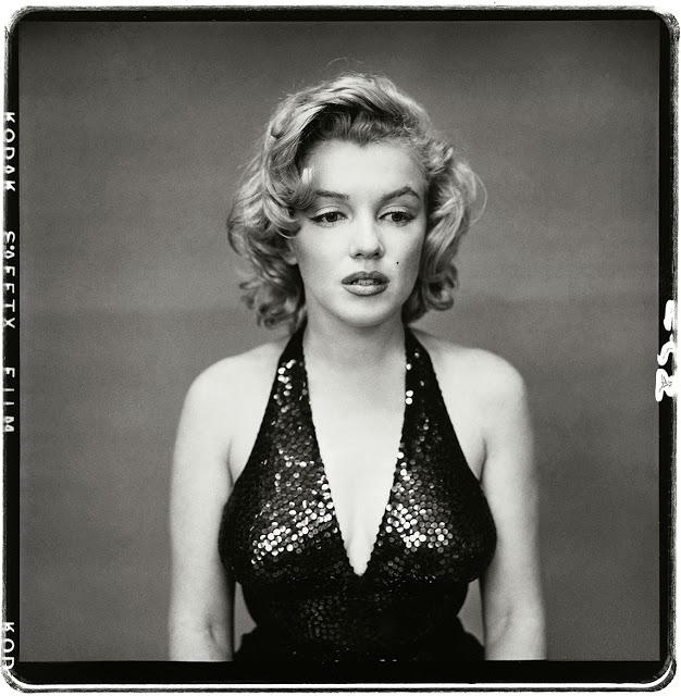 Richard Avedon Marilyn Monroe, New York, 1957